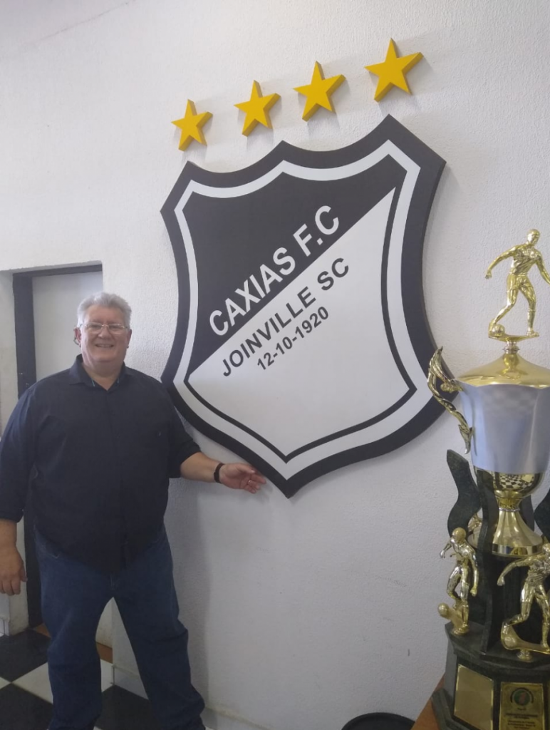 Noberto Gottschalk - Presidente do Caxias